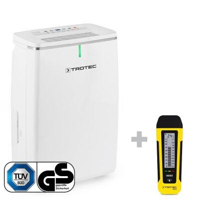 Deshumidificador TTK 72 E + Medidor de humedad BM22