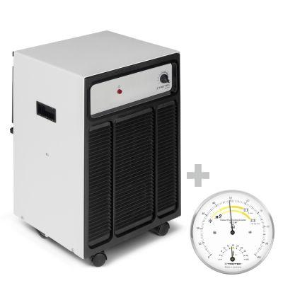 Deshumidificador TTK 120 S + Termohigrómetro para interiores BZ15M