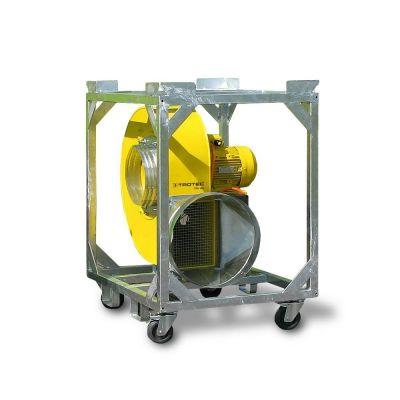 Ventilador radial TFV 100