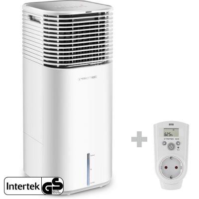 Climatizador Air Cooler PAE 49 + Enchufe con higrostato BH30