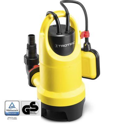 Bomba sumergible de aguas residuales TWP 7536 E