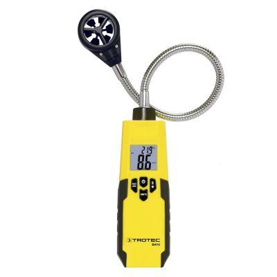 Anemómetro flexible BA16