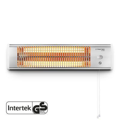 Calefactor por radiación infrarroja IR 1200 S de segunda mano clase 1