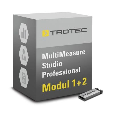 Software MultiMeasure estudio PRO-Módulo 1+2