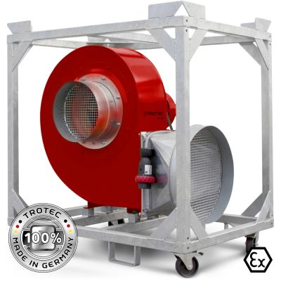 Ventilador radial TFV 300 Ex