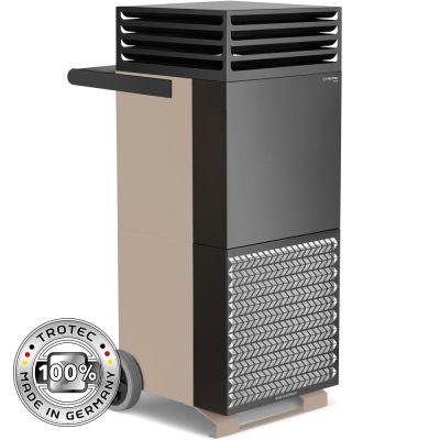Purificador de aire de la habitación TAC V+ en bronce/negro