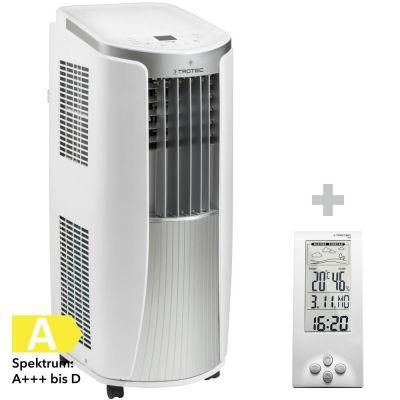 Aire acondicionado portátil PAC 2610 E (con error de marcado) + Termohigrómetro BZ06