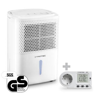 Deshumidificador  TTK 26 E + Medidor de consumo energético BX11