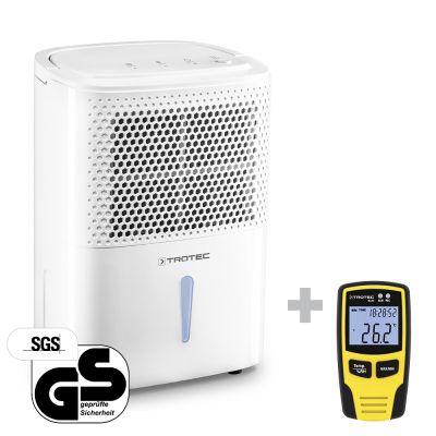 Deshumidificador  TTK 26 E + Datalogger BL30  para el control  climático