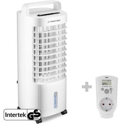 Climatizador Air Cooler PAE 11 + Enchufe con higrostato BH30
