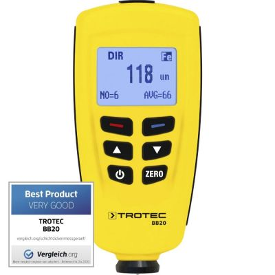 Medidor de espesor de capas BB20