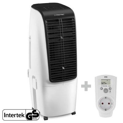 Climatizador Air Cooler PAE 51 + Enchufe con higrostato BH30
