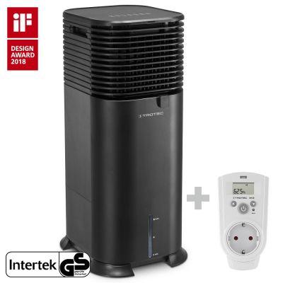 Climatizador Air Cooler PAE 50 + Enchufe con higrostato BH30