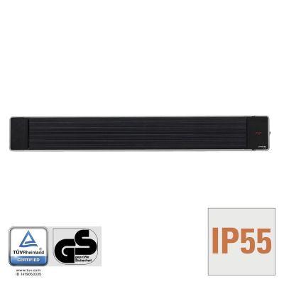 Calefactor por radiación de luz negra IRD 1800