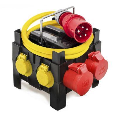 Distribuidor de energía móvil PV32