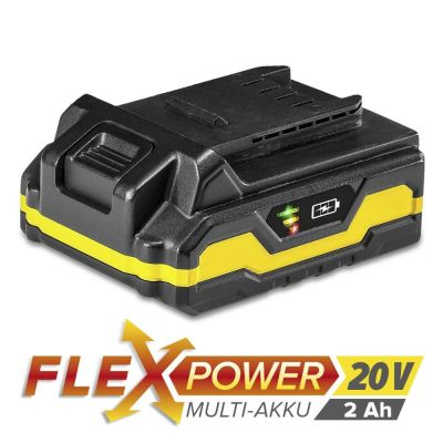 Batería de repuesto Flexpower 20V 2.0 Ah