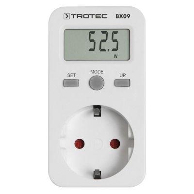 Medidor de consumo energético BX09
