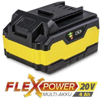 Batería de repuesto Flexpower 20V 4,0 Ah