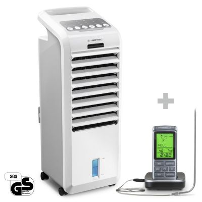 Climatizador Air Cooler PAE 26 + Termómetro de barbacoa BT40
