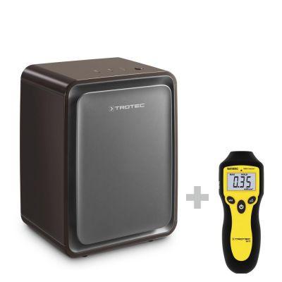 Deshumidificador TTK 24 E BS + Medidor de radiaciones de microondas BR15