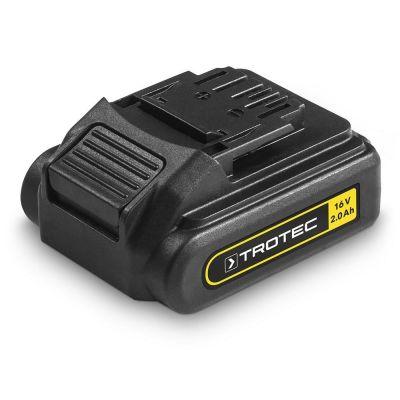 Batería de repuesto 16V 2,0 Ah para el taladro perforador de batería PSCS 10-16V