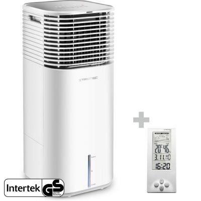 Climatizador Air Cooler PAE 49  + Termohigrómetro Estación Meteorológica BZ06