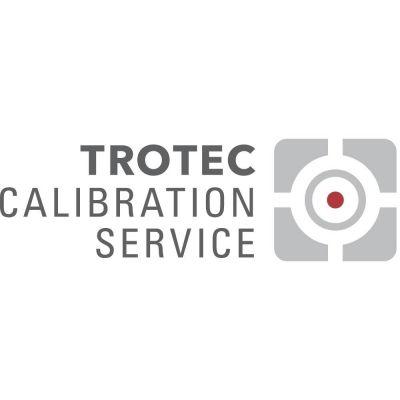 ISO calibración I.2302 humedad y temperatura del aire [%/°C ] puntos estándar a -10°C hasta +90°C